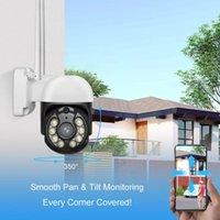 Caméras caméra ip wifi surveillance vidéo 3MP CCTV Security 10x Digital Zoom Détection de mouvement
