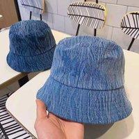 Classic Fashion High-End Designer Hut gewaschen Cowboy Fisherman Cap Herren- und Frauen Freizeit Sonnencreme Sonnenschirm Hüte