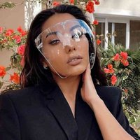 Sunglasses Super Big One Piece Face Mask for Women and Men Fashion Unique Oversized Party Eyewear Female Sexy Cool Gradient Sun Glasses