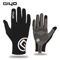 Handschuhe Giyo Radfahren Hälfte Finger Road Mountainbike Reiten langer kurze Ausrüstung S-02