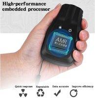 Professional Alcohol Breath Tester Breathalyzer Analyzer Detector Test Keychain Breathalyser Device LCD Screen Alcoholism