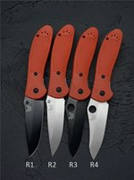 Büyük indirim! Benchmade 550 / BM550 Rukus Axis Açık Kamp Bıçakları EDC Bıçak Keten Fiber + G10 Kolu 551/940 / 15080/781/537 BM42 BM43 BM49 BM46 Bloves