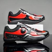 Men Bicycle Shoes Anti-slip Breathable MTB Non-locking Cycling Bike Leisure Race Motocros Motorbike Sneakers Footwear