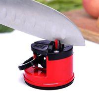 Knife Sharpener Sharpening Tool Easy And Safe To Sharpens Kitchen Chef Knives Damascus Knives Sharpener Suction