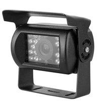 Vue arrière Vue arrière Caméras Capteurs de stationnement durable Moniteur infrarouge Camion d'autobus Inverse Imperméable caméra Trailer Night Vision