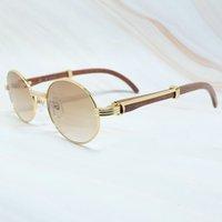 Sun Oval Buffalo Glasses Women Men Cariter Designer 2021 Wood Buffs De Sunglasses Sunglass Frame Eyewear Gafas Horn Sol Hombre Gebeb