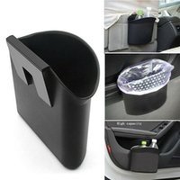 Other Interior Accessories Universal Car Trash Can Organizer Automobile Side Door Tidying Drink Garbage Bottle Paper Storage Box