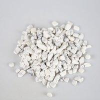Натуральный белый бирюзовый кристалл дегауса гравия фэн-шуй энергии белый камень растения ландшафтный дизайн подарок