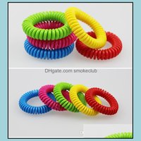 Household Sundries Home & Garden Mosquito Repellent Bracelets Hand Wrist Band Telephone Ring Chain Anti-Mosquito Pest Control Bracelet Bands
