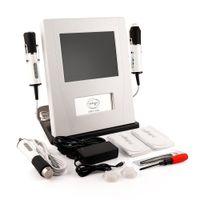 3in 1 CO2 Máquina de oxígeno Máquina facial Ultrasonic RF Oxígeno Jet Peel Cuidado de la piel Nano Agua Piel Rejuvenecimiento Cuidado Equipmetrabin