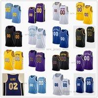 Пользовательские печатные марки для баскетбола 7 Carmelo James 3 Anthony Westbrook Davis 5 Horton-Tucker 2 Уэйн Эллингтон 9 Кент BazeMore 31 Austin Reves 12 Devonsae Cacok