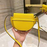 Designer Luxury Crossbody Bag Shoulder Bags Cross body Saddle Purse Wallet Genuine Leather Fashion High-Quality 4 colors