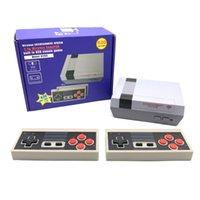 NES620 مصغرة لاسلكية فيديو الحنين المضيف لعبة وحدة يمكن تخزين nes 620 ألعاب كلاسيكية 2.4 جرام الرجعية مزدوجة معركة التلفزيون المحمولة اللاعب المحمولة