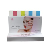 beauty item BB Glow Foundation Cream Face Serum Ampoule Starter Makeup kit Meso White Brightening booster