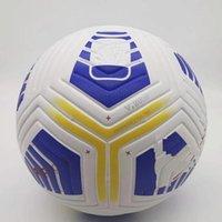 20 21 Club Serie A Liga Match Futebol Bola 2020 2021 Tamanho 5 Bolas Grânulos Slip-resistant Futebol de alta qualidade bola