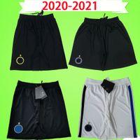 inter milan shorts 2020 2021 cortocircuitos del fútbol ERIKSEN Lukaku LAUTARO ALEXIS 20 21 Perisic SKRINIAR Godin pantalones de hombre adulto de fútbol hogar lejos negro blanco