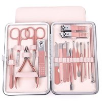 Nail Art Kits Scissors Clippers Set Dead Skin Pliers Cutting Pedicure Knife Groove Only Inflammation Manicure Tool