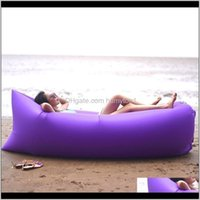 Outdoor Activities Leisure Games Sports & Outdoorslight Waterproof Inflatable Bag Lazy Sofa Camping Sleeping Bags Air Bed Adult Beach Lounge