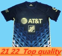 21 22 Club America Soccer Jerseys Home Unam Troisième Leon Uanl Tigres Chivas Guadalajara 115 Année Kit Camisas de Futebol Shirts de football