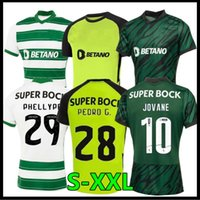 Sporting CP 21 22 Lisboa Футбол Джетки Лиссабон Jovane Sarabia Vietto Colles Acuna Home Alection 3RD 2021 2022 SportingG Clube de Футбол Рубашка Maillots Ноги Третье