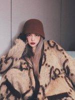 Tasarımcı Marka kadın Outerwea Orijinal Etiket denizatı hırka kazak unisex ceket sıcak ve tembel sonbahar kış tarzı retro moda harfler jakarlı