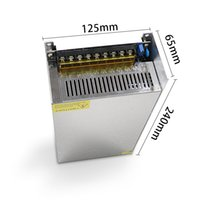 TOTIWO LED driver IP20 98v99v100v101v102v103v104v105v106v107v 800W,Transformer universal ultra-thin regulated AC DC switching power supply,adapter
