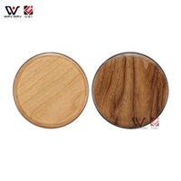 2021 New Wooden Universal High Power Wireless Mobile Phone Charger 10W 15W For Apple iPhone Smartphone Fast Speed Wire less Charging