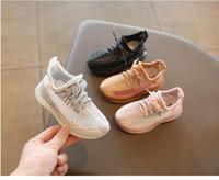 Новая детская обувь повседневная малыш младенца дети девочек девочек дышащие спортивные кроссовки кроссовки мягкие детские туфли