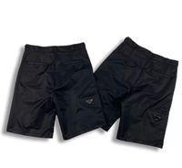 2021 Herren Shorts Pant Classic Street Sweatpants Basic Reißverschluss Tasche Doppelhaken Paar Nylon Rom Weiche und atmungsaktive Sommerstrand kurz