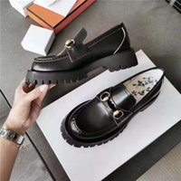 21 Top Fashion Platform Designer Shoes Triple Black Velvet Whitevise Men's and Womens Casual Party Dress Calfskin2 35-44