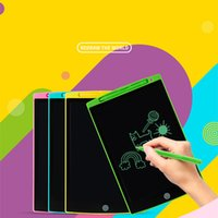 8.5 inch LCD Writing Tablet Blackboard One-click Clearing Drawing Tool Board Baby Paperless Notepad Tablets Handwriting Pads For Children's Gift