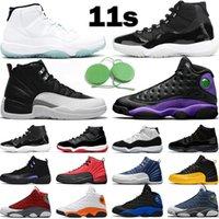 Nike air jordan 11 Zapatillas de baloncesto Concord 45 Platino Tinte, gorro y bata Hombres Mujeres UNC Gimnasio Rojo Gamma Azul Oliva Lux Trainer Sport Sneaker