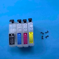(No Chip) Cartridge CISS / Inchiostro ricaricabile per Brother LC103 LC107 LC113 LC117 LC123 LC127 LC137 LC563 LC567 Cartucce