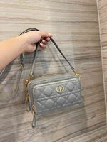 DR Borse Handbags Luxurys Borsa Femminile Borse Borsa Fashion Top Donne Donne Borse in pelle Qualità Designer crossbody 2021 Borsa di stoccaggio XBMO