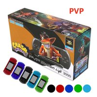 PVP3000 Oyun Oyuncuları PVP İstasyonu Işık 3000 2.7 inç LCD Ekran El Video Oyunları Player Konsolu PXP3 Mini Taşınabilir Gamebox
