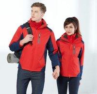 Outdoor Jackets Winter Men Women Female Lady Ladies Man Male Woman Plus Size XXS-4XL Windbreaker Fleece Hoodie Overcoat Coat Women's