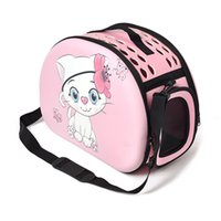 Dog Carrier Bag Portable Cats Handbag Foldable Travel Puppy Carrying Mesh Shoulder Pet Bags