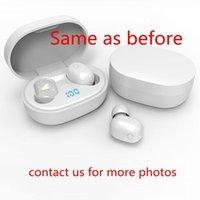 Air H1 Écouteurs sans fil Chuce 2 Pods Gen 3 PRO Gagnez POP Chargeur Bluetooth Casque d'écoute GPS Renommer White Retail Forfait