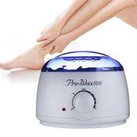 500ML Waxing Heater Warmer Pot Hair Remover Spa Salon Kit Hand Epilator Feet Paraffin Wax Machine Body Depilatory Ce