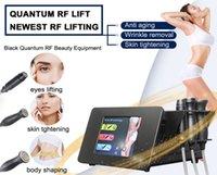 Multifuncional Removedor de rugas Quantum Vortex RF Não-invasivo Aperto de pele de aperto da máquina de levantamento profissional máquinas de beleza de radiofrequência