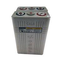 CALB CA100 3.2V 100AH LifePO4 Литиевая батарея Аккумуляторная аккумуляторные аккумуляторы 12 В 24 В для RV / Солнечная / энергия Хранения / ИБП