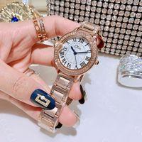 Korb Ballon Quarz Uhren Stahlband Diamant Nano Micro-geschnitzte Uhr Frauen