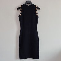 Milano Pist Elbiseler 2021 V Boyun Kısa Kollu Baskı Tasarımcısı Elbise Marka Aynı Stil Elbise 0513-9
