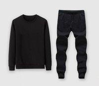 2021 Luxury designer Tracksuit Causal Men Women Suits Fleece Sweatsuits Sport Jogger Autumn Winter Pollover Hooded Hoodies Pants Sportwear T