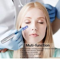 Skin care micro needle facial roller derma Dr pen A1 And A6 Nano-silicon wafer Electric microneedle instrument Nanoneedles face 30 pcs a lot