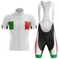 Yarış Setleri Beyaz Raphul Yaz Bisiklet Jersey Nefes Pro Ekibi Bisiklet Erkek Giyim Kısa Bisiklet Jerse Takım Elbise