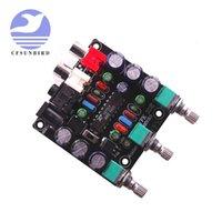 Integrerade kretsar XR1075 Aktuator Sound Exciter Högupplösning Enstaka strömförsörjning med BBE-kretsmodul