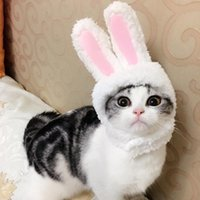 Cat Costumes Funny Pet Dog Cap Costume Warm Hat Year Party Christmas Cosplay Accessories Po Props Headwear Clothing
