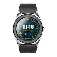 V5 Smart Watches Bluetooth 3.0 Wireless SmartWatches Sim Intelligent Telefono cellulare Guarda Inteligente per Android iOS cellulari con scatola di imballaggio