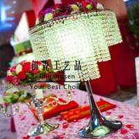 Party Decoration Wedding Table Centerpieces Flower Holder,party Deco Centerpiece Metal Stand Supply